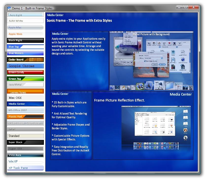 Ribbon Control - VB 6 ActiveX Components