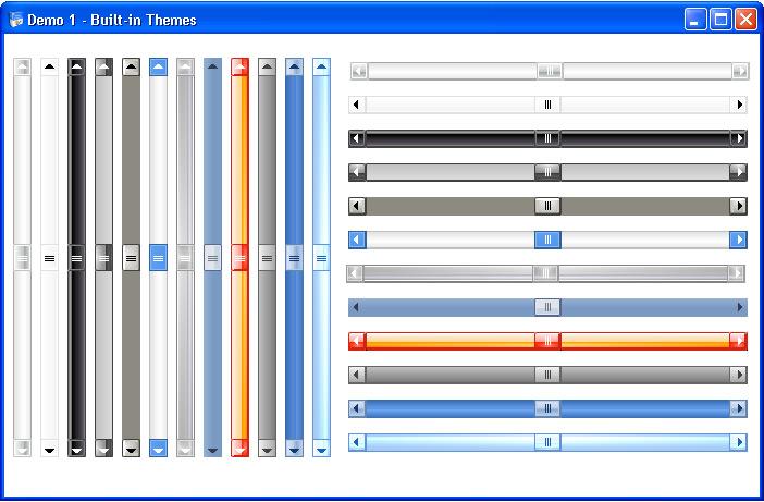 Sonic Scroller ActiveX Control